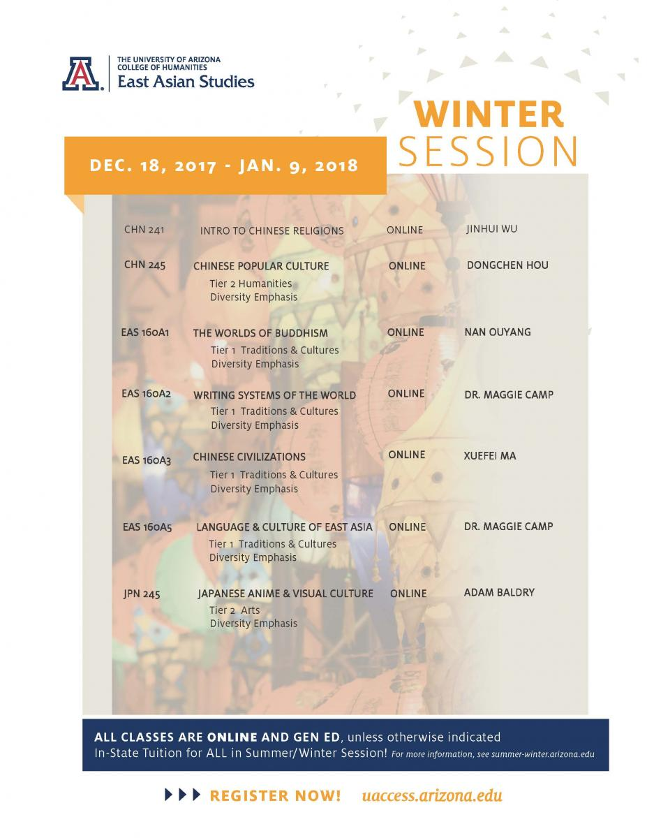 Winter Courses