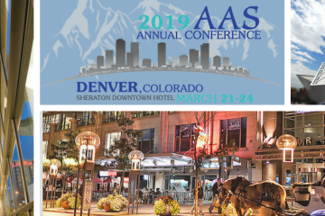 AAS Annual Conference banner